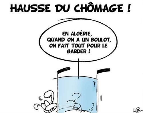 Hausse du chômage - Vitamine - Le Soir d'Algérie - Gagdz.com