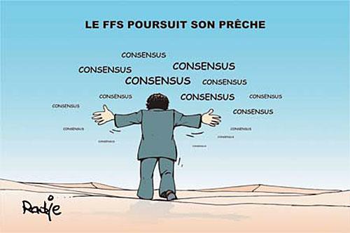 Le FFS poursuit son prêche