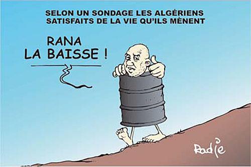 Selon un sondage: Les Algériens satisfaits de la vie qu'ils mènent - Ghir Hak - Les Débats - Gagdz.com