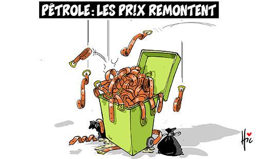 Pétrole: Les prix remontent - Le Hic - El Watan - Gagdz.com