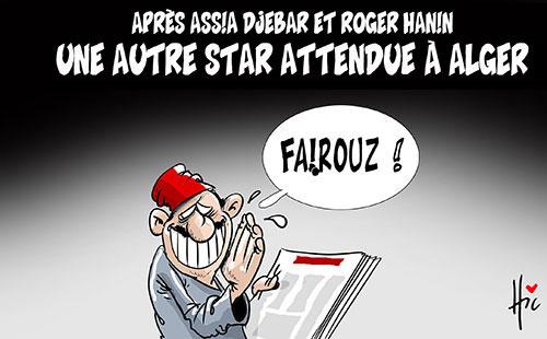 Après Assia Djebar et Roger Hanin: Une autre star attendue à Alger