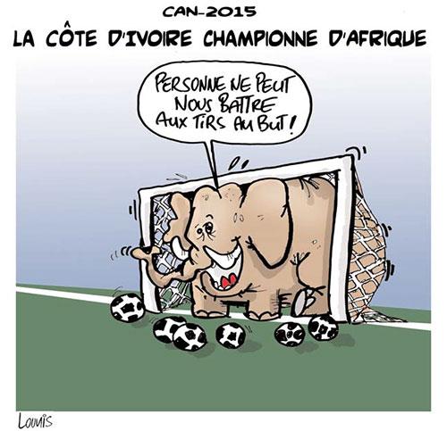 Can-2015: La Côte d'Ivoire championne d'Afrique - Lounis Le jour d'Algérie - Gagdz.com
