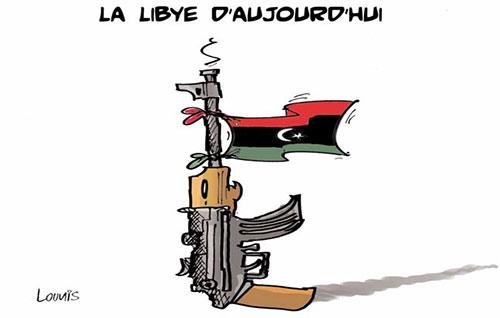 La Libye aujourd'hui - Lounis Le jour d'Algérie - Gagdz.com