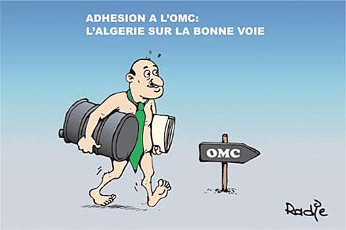 Adhésion à l'OMC: L'Algérie sur la bonne voie - Ghir Hak - Les Débats - Gagdz.com
