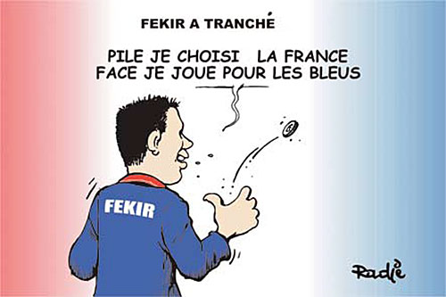 Fekir a tranché - Ghir Hak - Les Débats - Gagdz.com