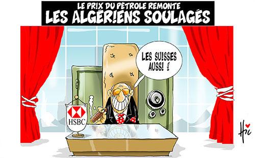 Le prix du pétrole remonte: Les Algériens soulagés - Le Hic - El Watan - Gagdz.com