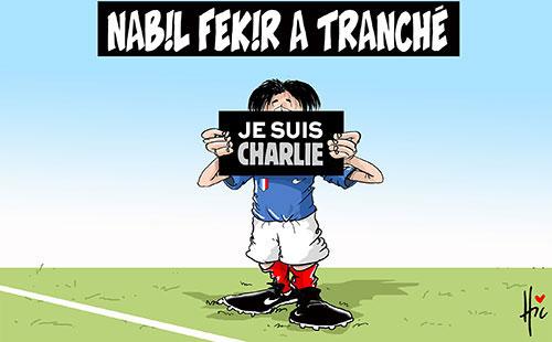 Nabil Fekir a tranché - Le Hic - El Watan - Gagdz.com
