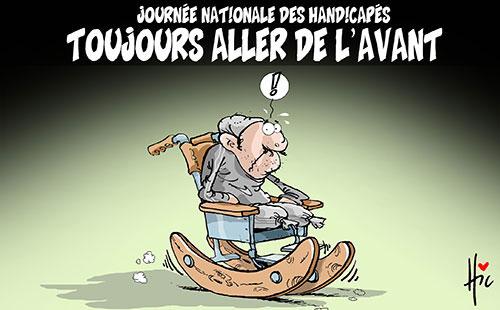 Journée nationale des handicapés: Toujours aller de l'avant - Le Hic - El Watan - Gagdz.com