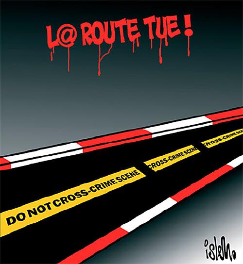 La route tue
