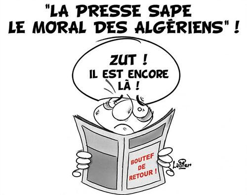 La presse sape le moral des algériens - Vitamine - Le Soir d'Algérie - Gagdz.com
