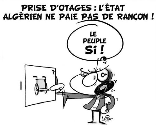 Prise d'otages: l'état algérien ne paie pas de rançon - Vitamine - Le Soir d'Algérie - Gagdz.com