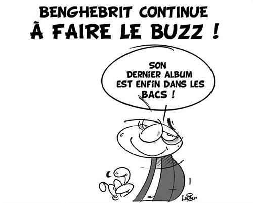 Benghebrit continue à faire le buzz - Vitamine - Le Soir d'Algérie - Gagdz.com