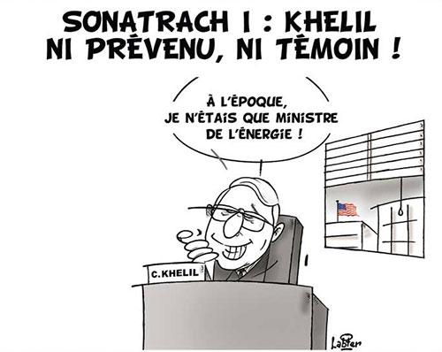 Sonatrach 1: Khelil no prévenu ni témoin - Vitamine - Le Soir d'Algérie - Gagdz.com