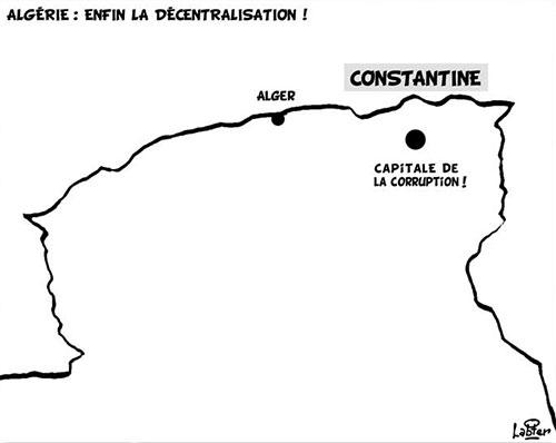 Algérie: enfin la décentralisation - Vitamine - Le Soir d'Algérie - Gagdz.com