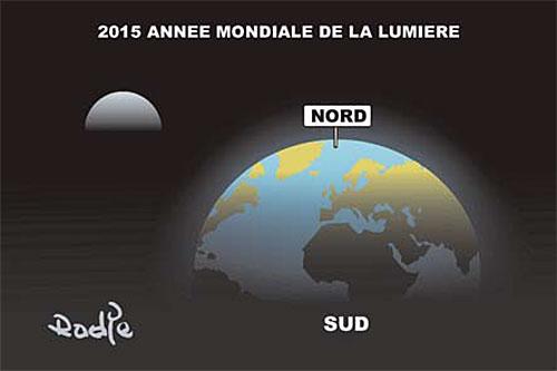 2015 année mondiale de la lumière - Ghir Hak - Les Débats - Gagdz.com