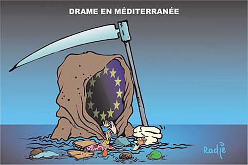 Drame en méditerranée - Ghir Hak - Les Débats - Gagdz.com