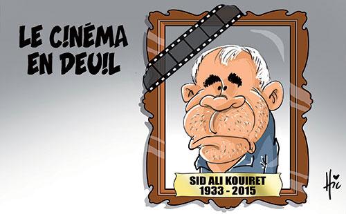 Le cinéma en deuil