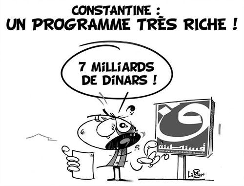 Constantine: Un programme très riche - Vitamine - Le Soir d'Algérie - Gagdz.com