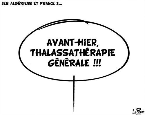 Les Algériens et France 3 - Vitamine - Le Soir d'Algérie - Gagdz.com