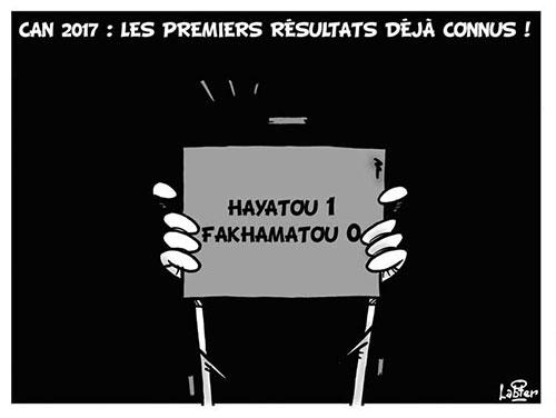 CAN 2017: Les premiers résultats déjà connus - Vitamine - Le Soir d'Algérie - Gagdz.com