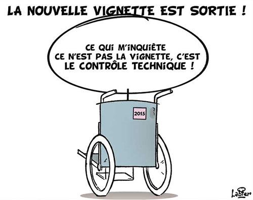 La nouvelle vignette est sortie - Vitamine - Le Soir d'Algérie - Gagdz.com