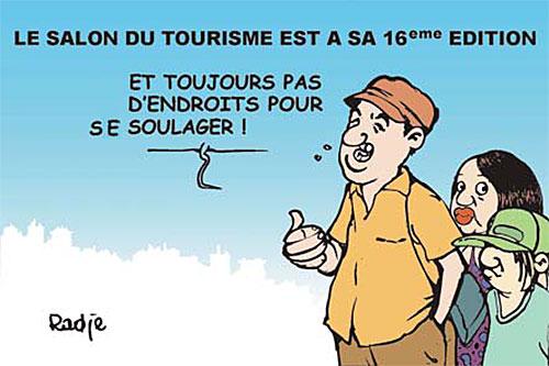 Le salon du tourisme est à sa 16ème édition - Ghir Hak - Les Débats - Gagdz.com