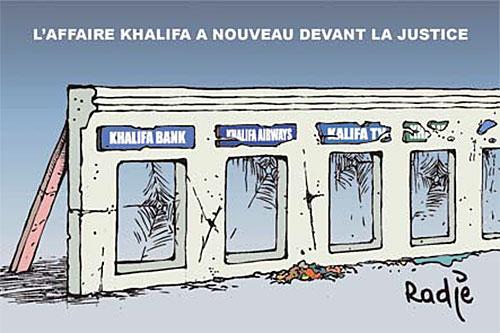 L'affaire Khalifa à nouveau devant la justice