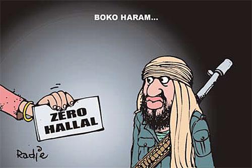 Boko haram - Ghir Hak - Les Débats - Gagdz.com