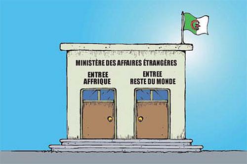 Ministère des affaire étrangères - Ghir Hak - Les Débats - Gagdz.com
