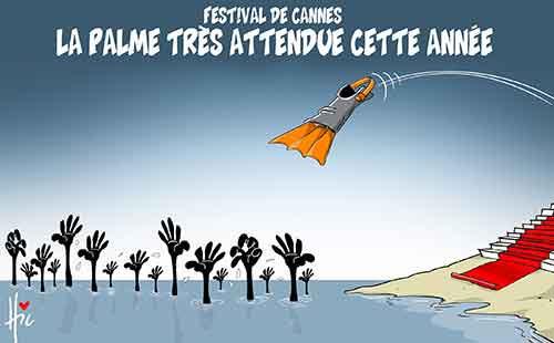 Festival de Cannes: La palme très attendue cette année - Le Hic - El Watan - Gagdz.com