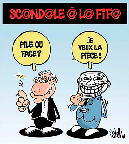 scandale fifa 2017