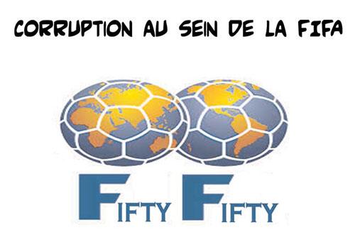 Corruption au sein de la fifa - Lounis Le jour d'Algérie - Gagdz.com