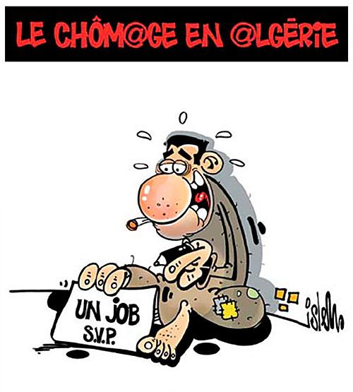 Le chômage en Algérie