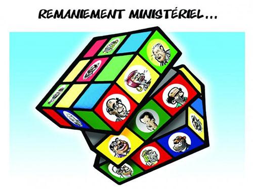Remaniement ministériel - Sidou - Gagdz.com