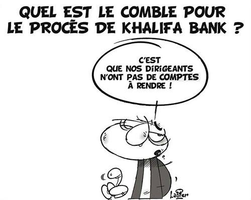 Quel est le comble pour le procès de Khalifa bank ? - Vitamine - Le Soir d'Algérie - Gagdz.com
