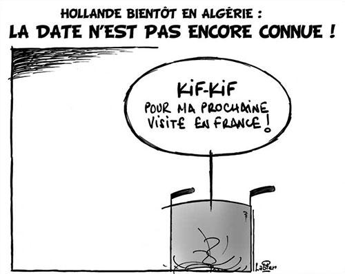 Hollande bientôt en Algérie: La date n'est pas encore connue - Vitamine - Le Soir d'Algérie - Gagdz.com