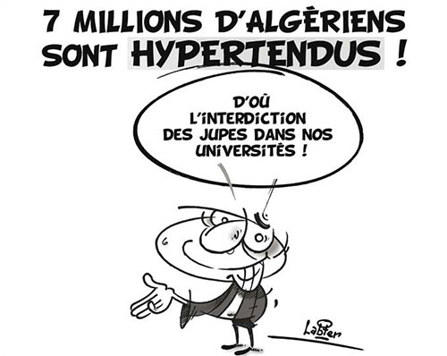 7 millions d'algériens sont hypertendus - Vitamine - Le Soir d'Algérie - Gagdz.com
