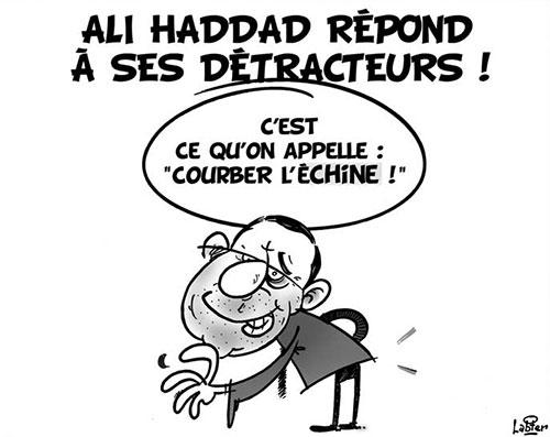 Ali Haddad répond à ses détracteurs - Vitamine - Le Soir d'Algérie - Gagdz.com