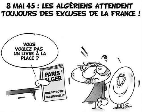 8 mai 45: Les Algériens attendent toujours des excuses de la France - Vitamine - Le Soir d'Algérie - Gagdz.com