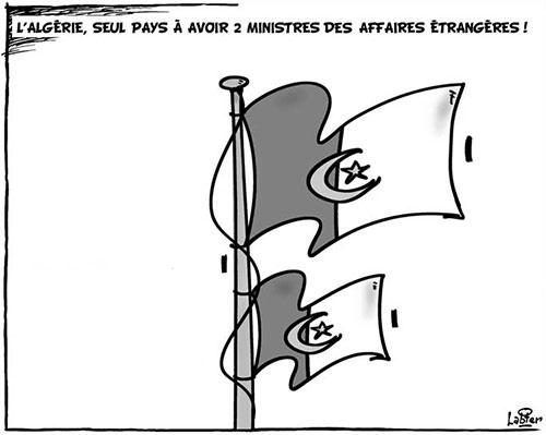 L'Algérie, seul pays à avoir 2 ministres des affaires étrangères - Vitamine - Le Soir d'Algérie - Gagdz.com
