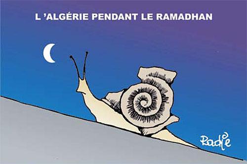 L'Algérie pendant le ramadhan - Ghir Hak - Les Débats - Gagdz.com