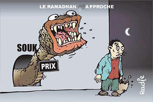 Le ramadhan approche - Ghir Hak - Les Débats - Gagdz.com