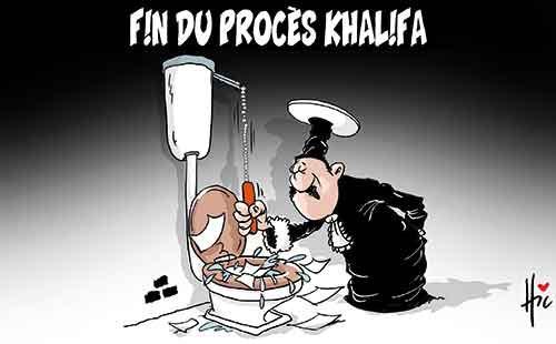 Fin du procès Khalifa - Le Hic - El Watan - Gagdz.com