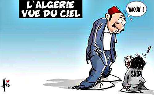 L'Algérie vue du ciel - Le Hic - El Watan - Gagdz.com