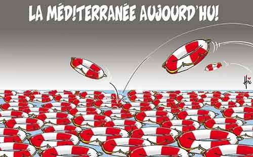 La méditerranée aujourd'hui - Le Hic - El Watan - Gagdz.com