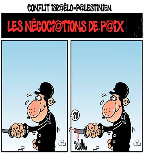 Conflit israélo-palestinien: Les négociations de paix