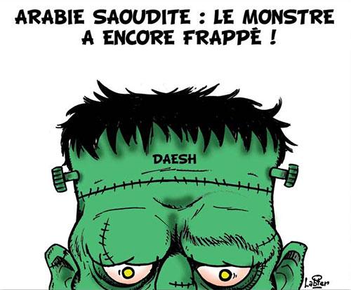 Arabie Saoudite: Le monstre a encore frappé - Vitamine - Le Soir d'Algérie - Gagdz.com