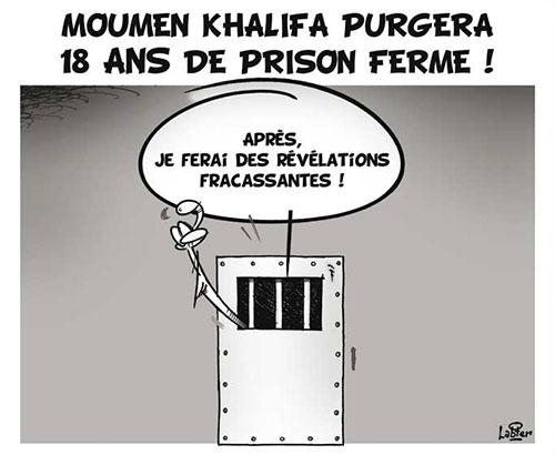 Moumen Khalifa purgera 18 ans de prison ferme - Vitamine - Le Soir d'Algérie - Gagdz.com