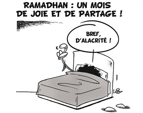 Ramadhan: Un mois de joie et de partage - Vitamine - Le Soir d'Algérie - Gagdz.com