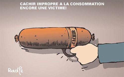 Cachir impropre à la consommation: Encore une victime - Ghir Hak - Les Débats - Gagdz.com